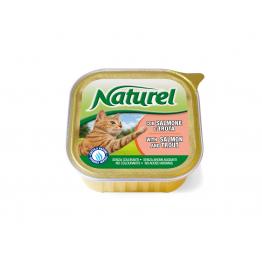 Naturel alutray 100gr Salmon & Trout (pate) - Натурел...