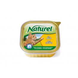 Naturel alutray 100gr Chicken (pate) - Натурель алютрей 1...