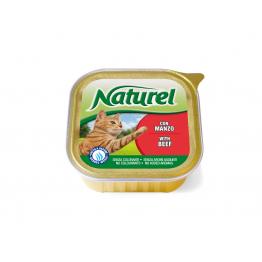 Naturel alutray 100gr Beef (pate) - Натурель алютрей 100г...