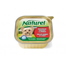 Naturel alutray 150gr Beef (chunks) - Натурель алютрей 15...