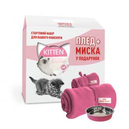 ROYAL CANIN KITTEN 2 кг. Набор для котенка: кор...