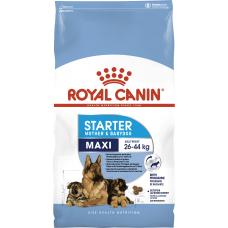 Корм для новорожденных собак ROYAL CANIN MAXI S...