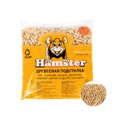 Наповнювач SuperCat Hamster для гризунів, із за...