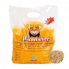 Наповнювач SuperCat Hamster для гризунів, деревний, із за...