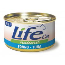 LifeCat 85 gr Tuna - ЛайфКет 85 гр Тунець - Дод...