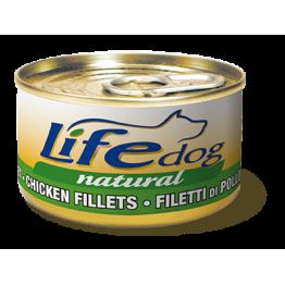 LifeDog 90 gr Сhicken fillet - ЛайфДог 90 гр Куряче філе ...