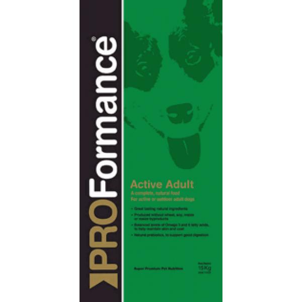 PROFormance Active Adult 1/15 KG - Проформанс Актив Едалт сухий корм для дорослих активних собак