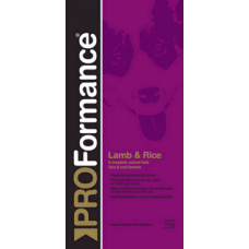 PROFormance Lamb&Rice 1/20 KG (BULK BAG) - ...