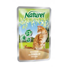 Naturel Pouch 100gr Rabbit (chunks in sause) - Натурель 1...
